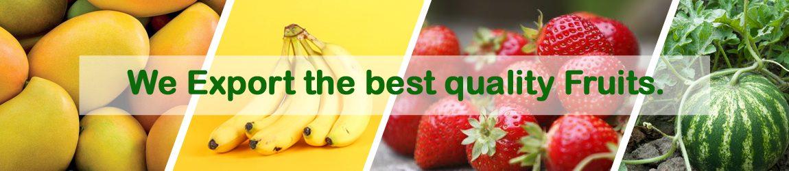 Organic fruits of Sitaram & Co.